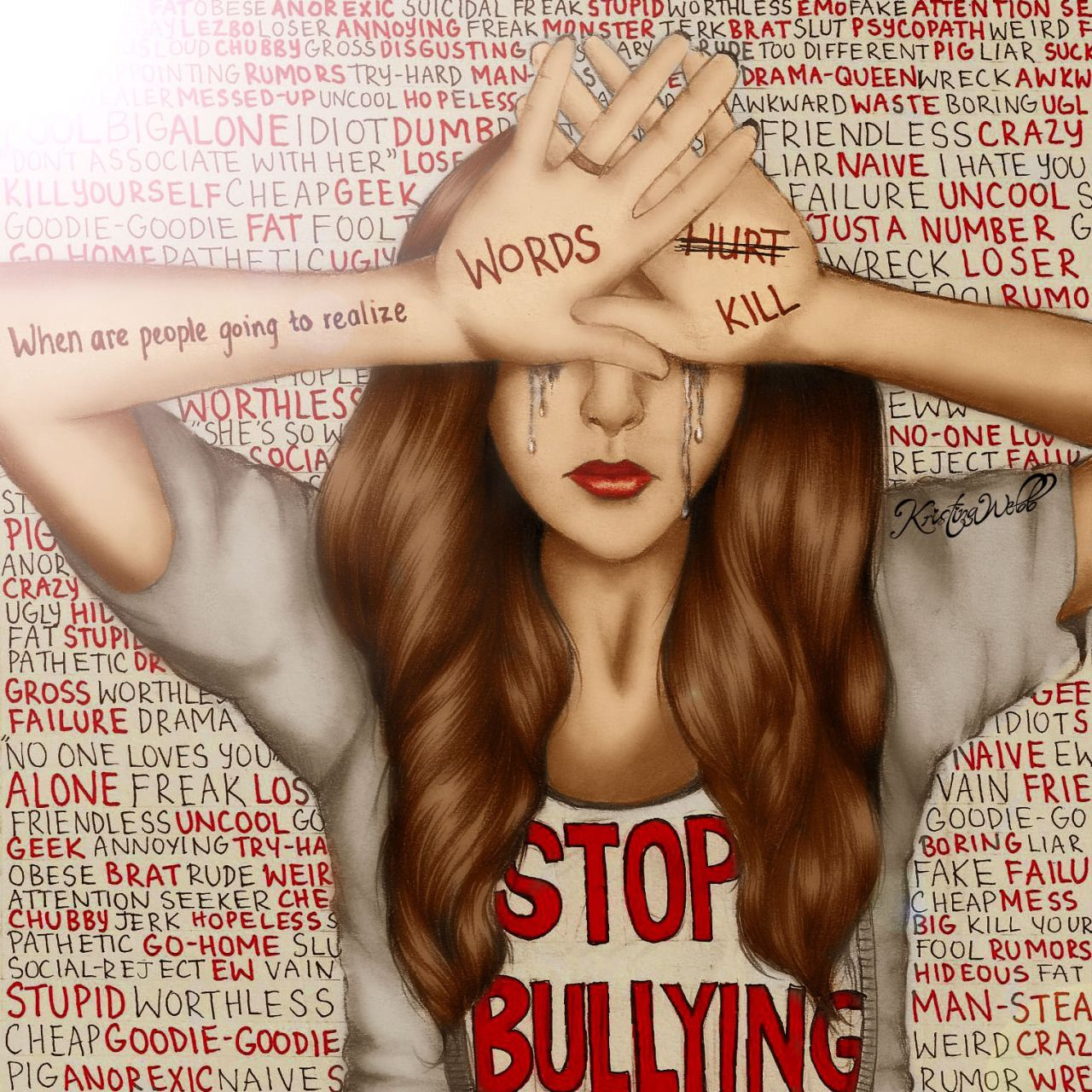 verbal bullying picture