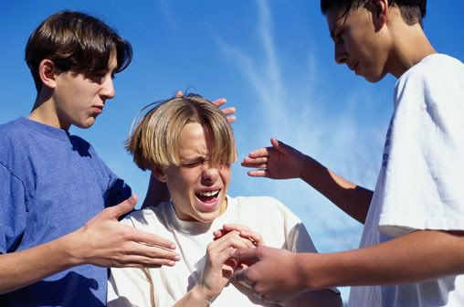 physical bullying picture